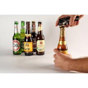 The Intoxicase Five: iPhone Case and Beer Opener
