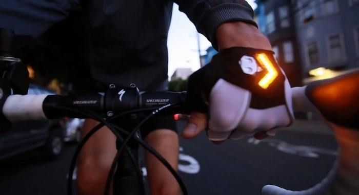 Zackees Turn Signal Gloves