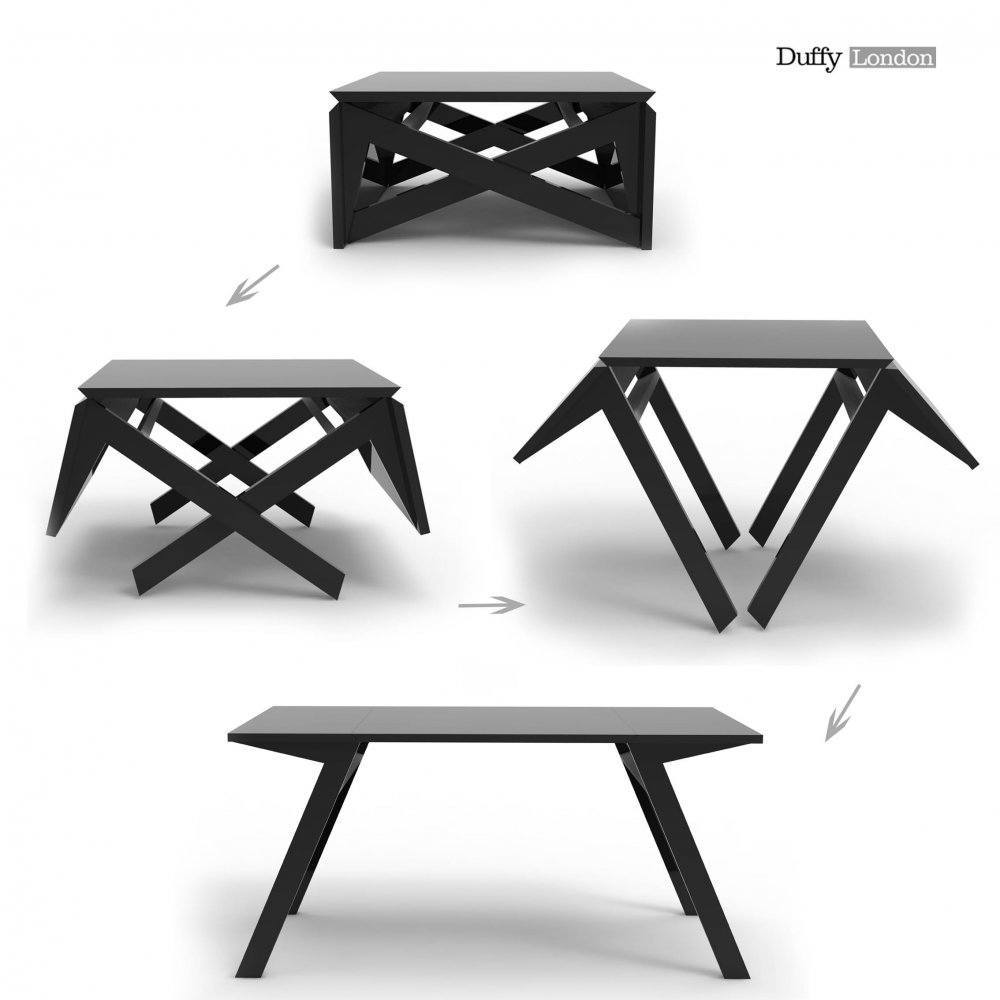 mk1 transforming coffee dining table. Black Bedroom Furniture Sets. Home Design Ideas