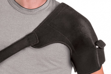 Place Anywhere Cordless Heated Back Wrap
