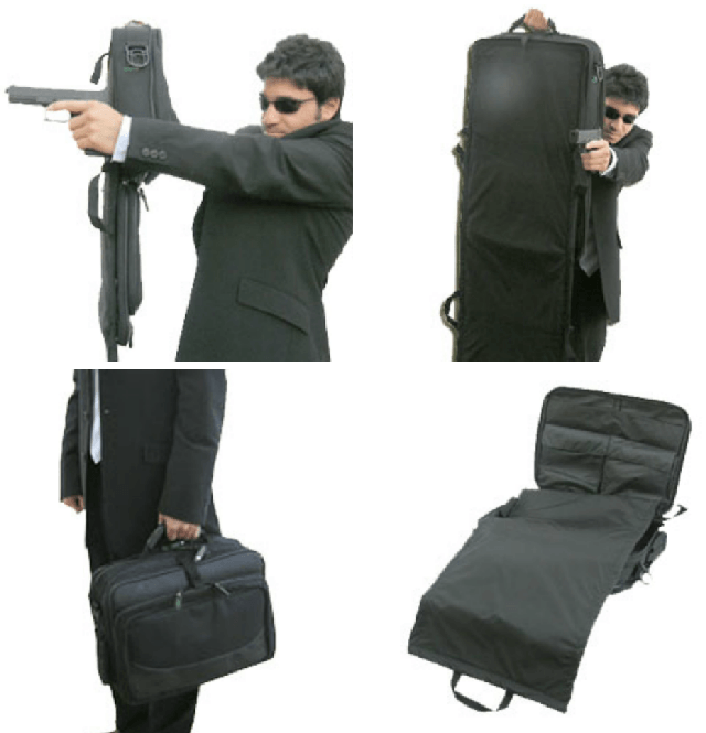 bulletproof briefcase