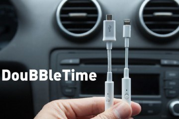 DouBBleTime USB: Charges Your Phone Fast
