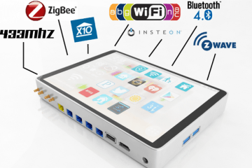 Soap Android Tablet Router + Home Automation