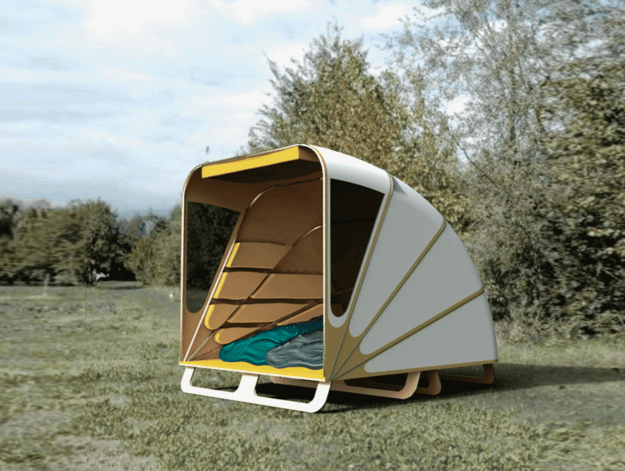Meet the TENTaMI an armadillo inspired tent that provides c&ing fans with a more fun experience. It comes in two variations Type D and Type E. Type D is ... & TENTaMI Modular Tent