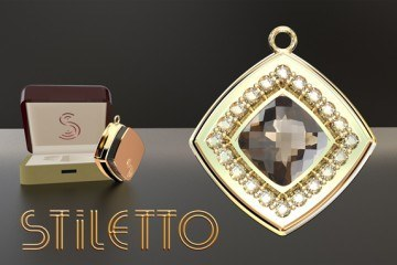 Stiletto Personal Security Wearable Device