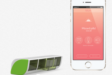Liif: App-Enabled Pill Box with Reminders