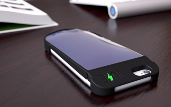JUSE Solar Nano Case for Smartphones: Never Charge Again?