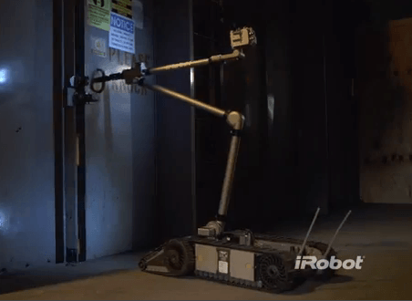 iRobot uPoint Multi-Robot Control System