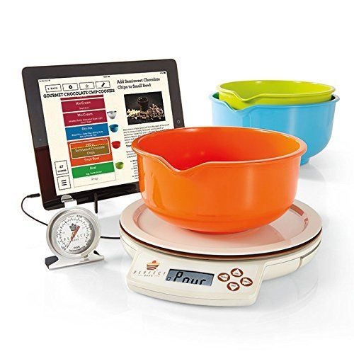 Perfect Bake App-Controlled Smart Baking Solution