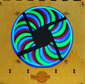 Hypnofan: Hypnotizing Fan
