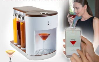 Somabar WiFi/Bluetooth Craft Cocktail Appliance
