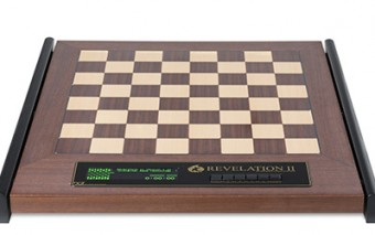 Revelation II Smart Chessboard + Engines