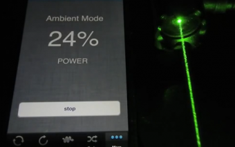 Smartport and Bluetooth for EVO: Wireless Laser Control