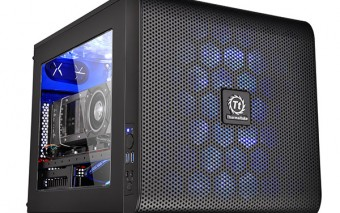 Thermaltake Core V21 Micro Chassis w/ Stackable Design