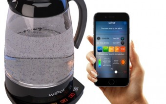 wiPot: Smart Teapot with WiFi [iOS/Android]