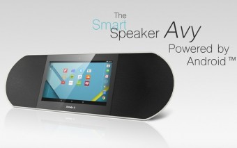 Zettaly Avy Android Powered Speaker System