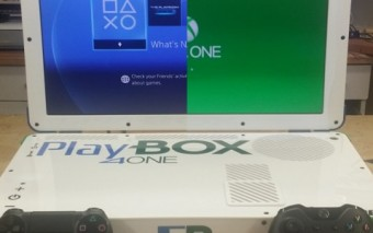 PlayBox PS4 / XBOX ONE Combo Laptop