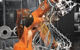 Robotic 6-Axis 3D Printing