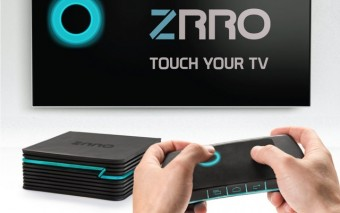 ZRRO: Control Your TV Like a Huge Tablet