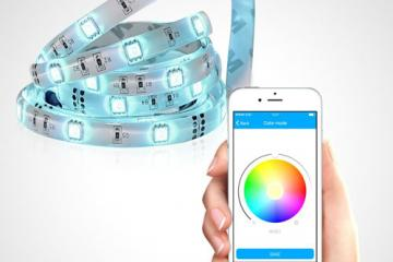 Satechi LED IQ Strip [Bluetooth + App]