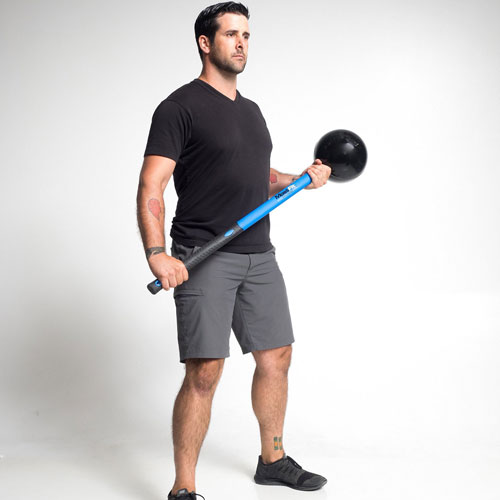 MostFit Core Hammer: Workout Without a Tire