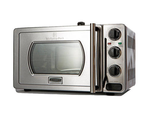 Wolfgang puck pressure oven cooks your food faster for Wolfgang puck pressure oven